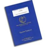 British Horse Passport